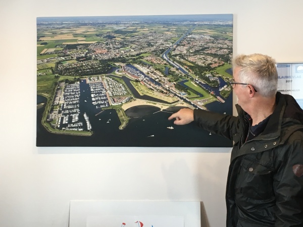 Power-Link UGent and HZ University of Applied Sciences make a study visit to Hellevoetsluis
