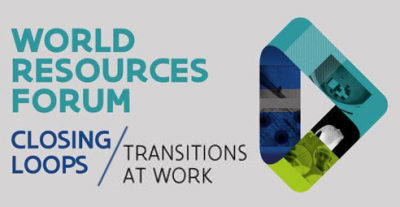 Join PECS-partner Indaver at the World Resources Forum