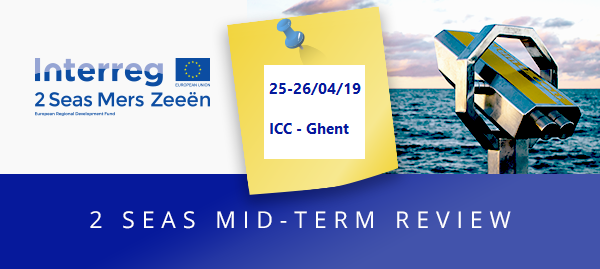 PECS @ Interreg2seas Mid-Term Review (25-26/04/19 - Ghent, BE)