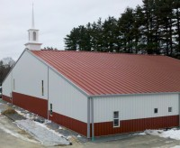 Ohio Steel Construction, General Contractor, Commercial Metal Buildings, Ohio Steel Buildings
