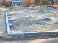 Ohio Steel, Commercial General Contractor, Pre-engineered Steel Building Foundation