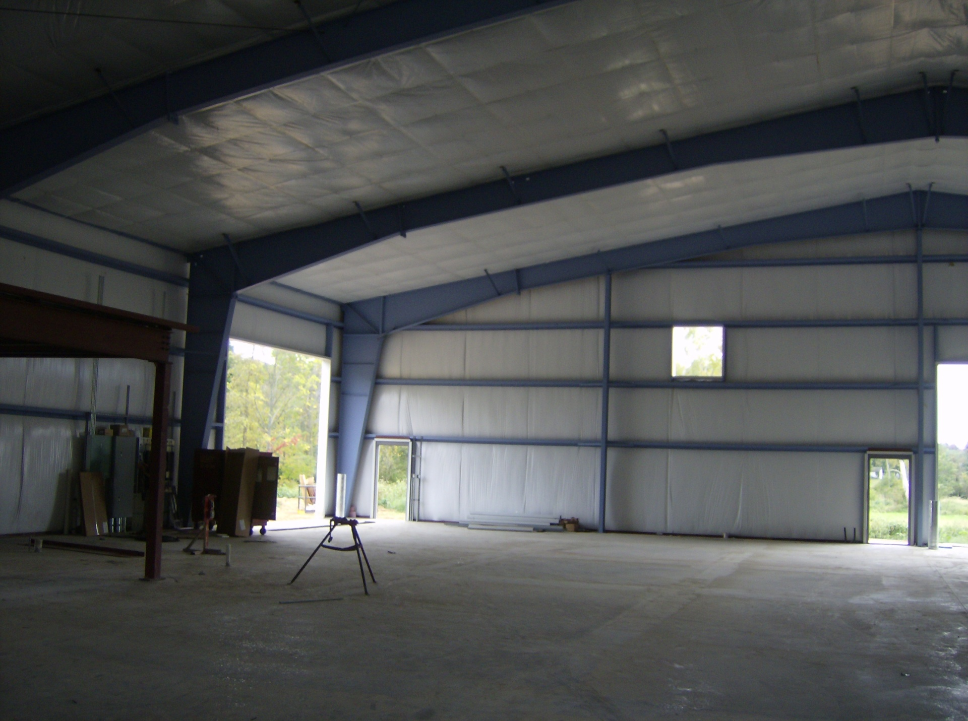 Ohio Steel Construction, Metal Building Contractor, Commercial Steel Buildings