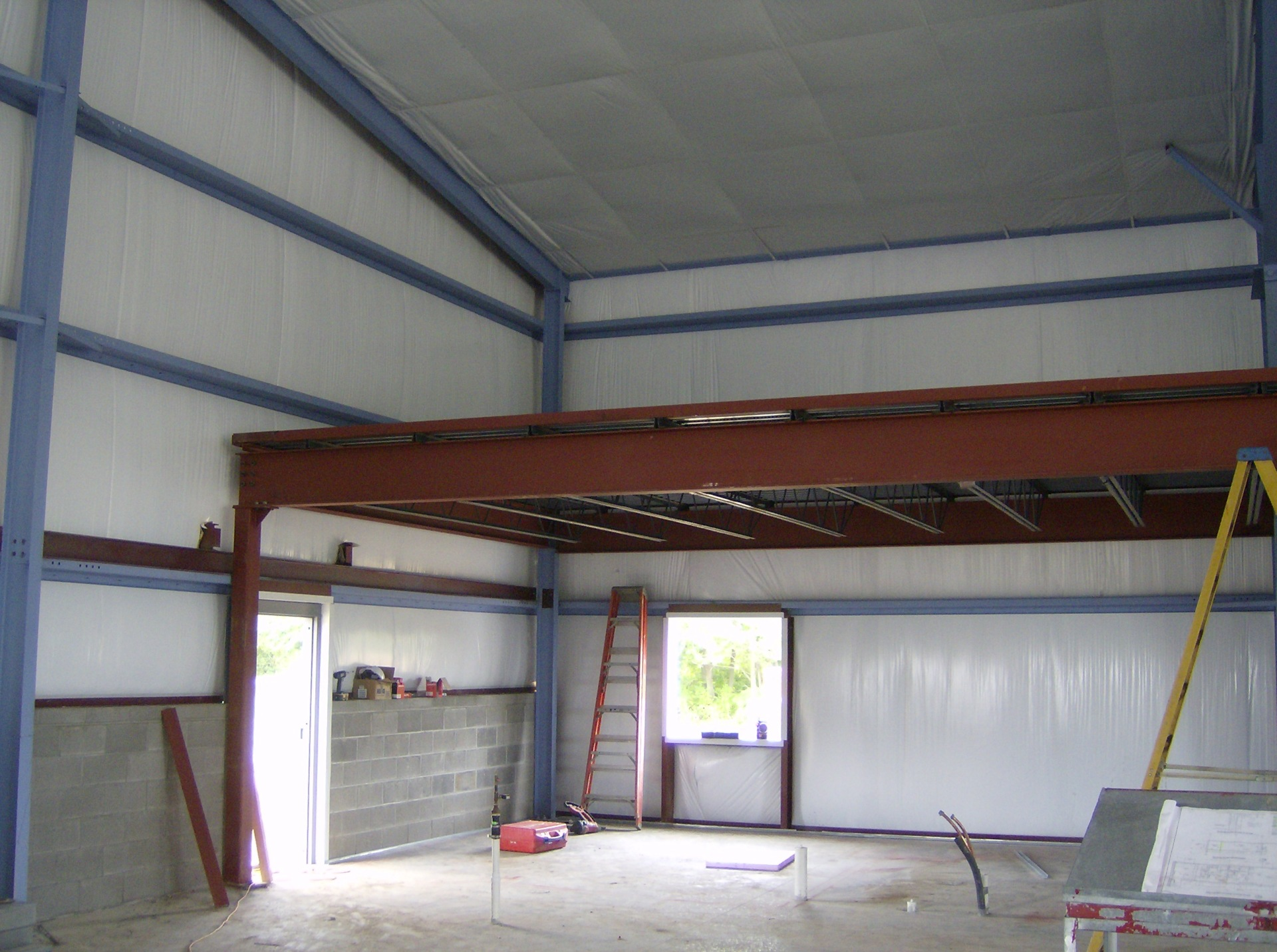 Ohio Steel Buildings, Ohio Steel Construction, Metal Building General Contractor