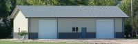 Ohio Steel Construction Metal Building Garage General Contractor, Commercial Metal Building, Steel Building Supply