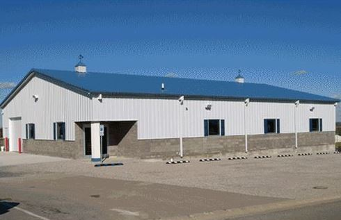 Ohio Steel Construction, Metal Building General Contractor, Masonry Pre-engineered Steel Building, Ohio Steel