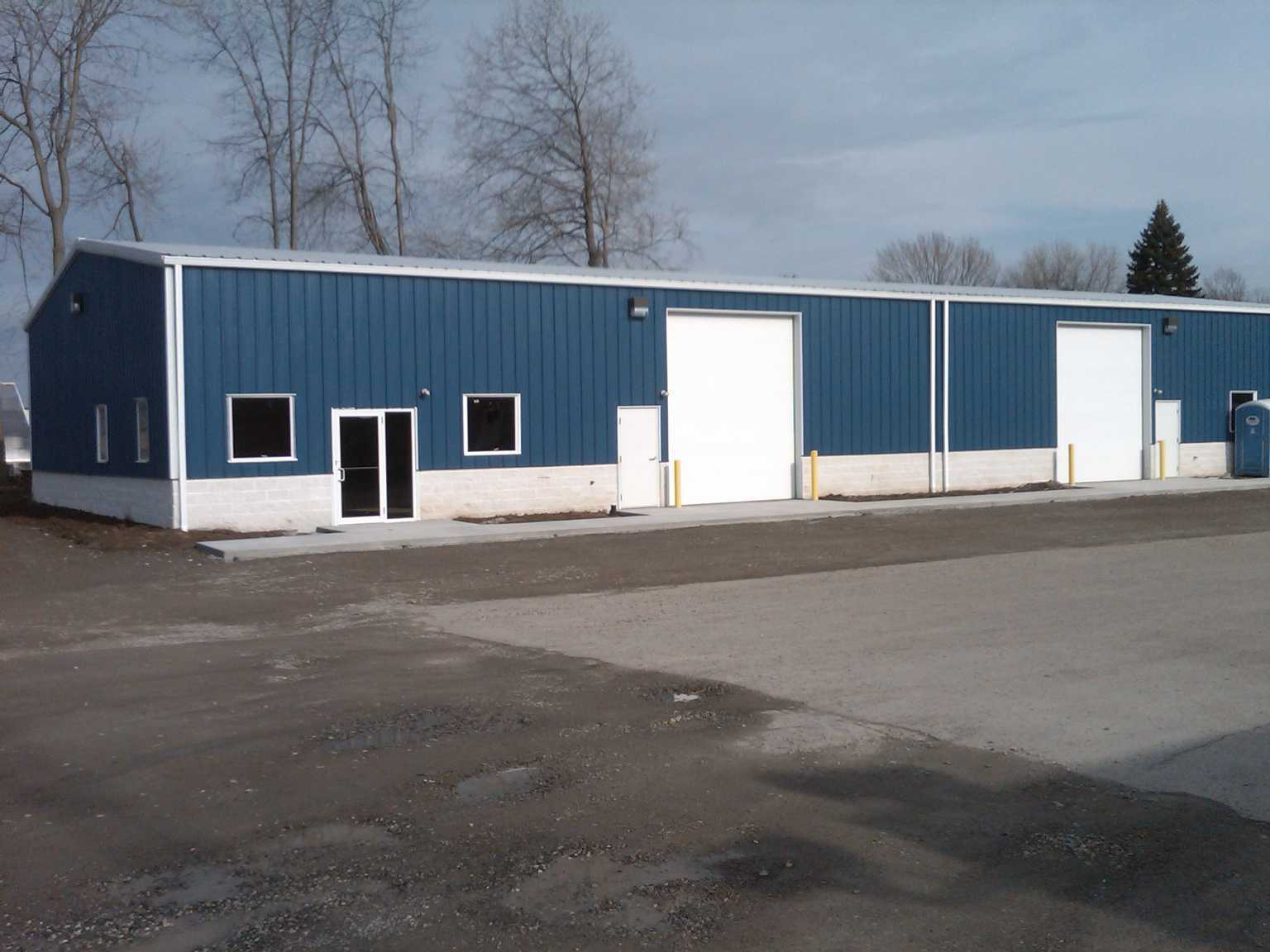 Ohio Steel Construction, Building Contractor, Commercial Metal Buildings