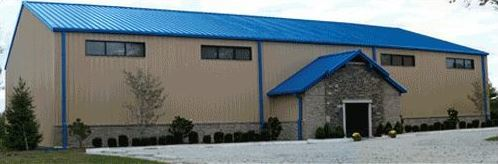 Ohio Steel, Ohio Buildings, Metal Building General Contractor