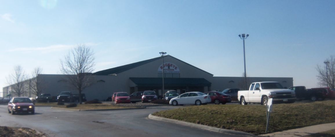 Ohio Steel Buildings, Ohio Buildings, Ohio Steel, Design Build Construction