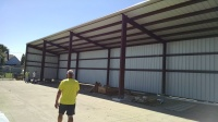 Ohio Steel Design and Build General Contractor, Ohio Steel Buildings, Metal Building Erector