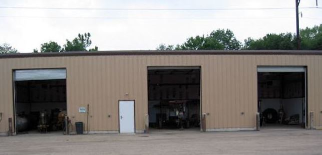 Ohio Steel Construction, Commercial Building Contractor, Metal Buildings, Ohio Buildings