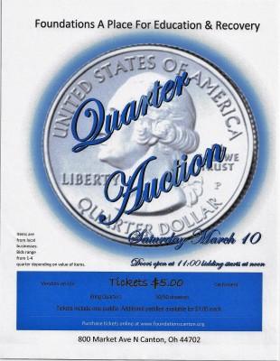 Annual Quarter Auction!!!