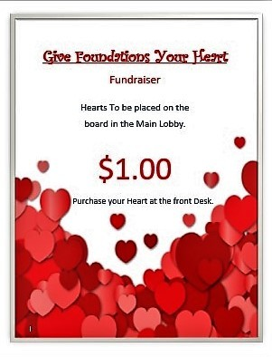 Give Foundations Your Heart!!!
