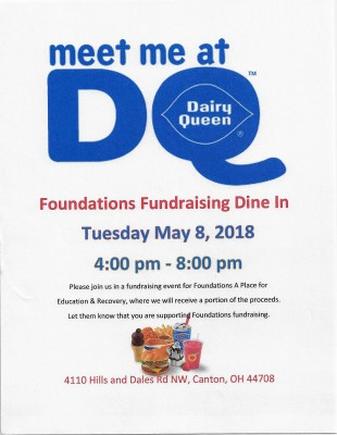 Dairy Queen Fundraising Dine In