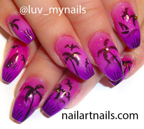 nail art nails