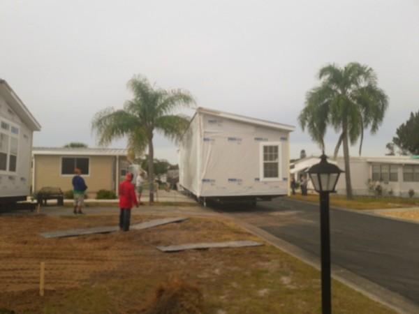Brand new Jacobsen Home arrives
