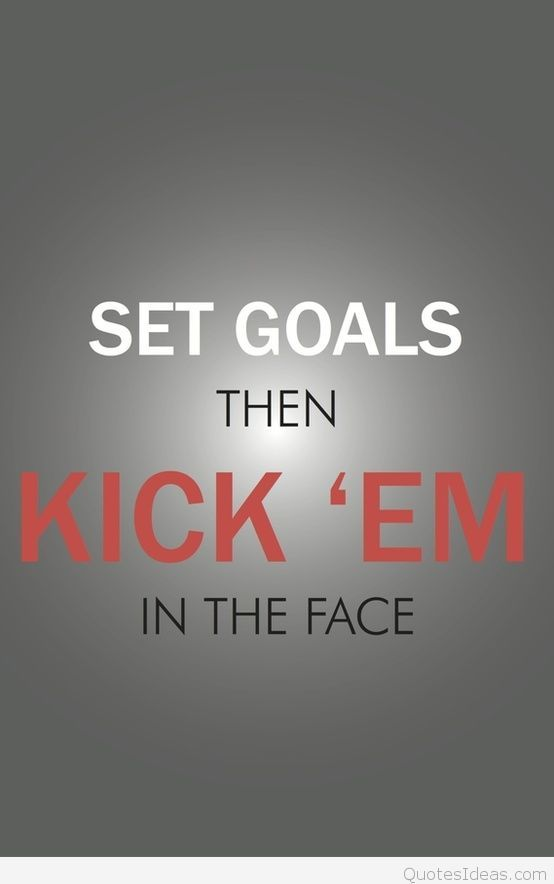 Setting Goals can help you reach your maximum potential.  Here's How!