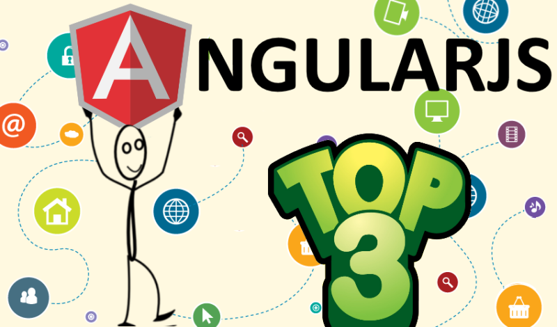 Top 3 Reasons To Choose AngularJS
