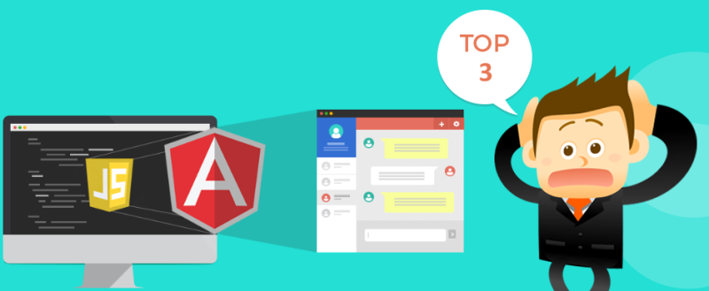 Top 3 Angular Development Mistakes To Look After