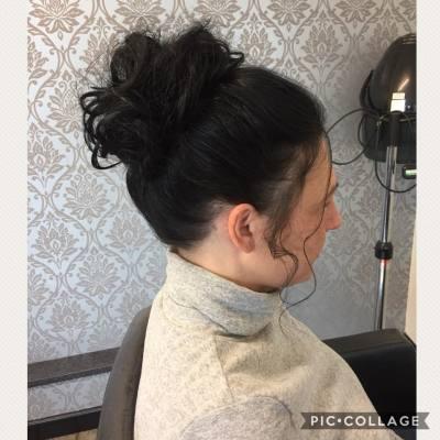 Hair Up By Ellie