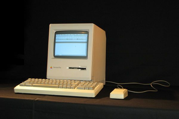 #5 Macintosh Plus