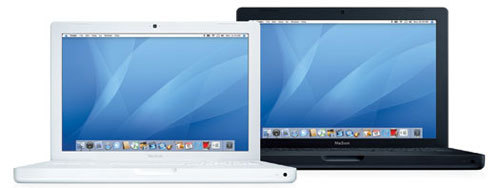 iBook / MacBook           (white / black)