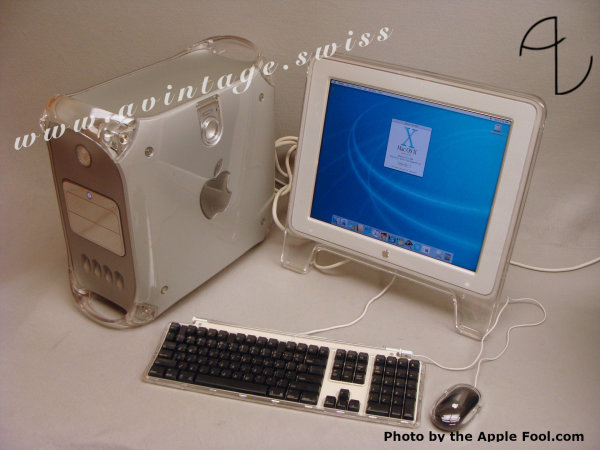 "Power Mac G4 ""MDD"""