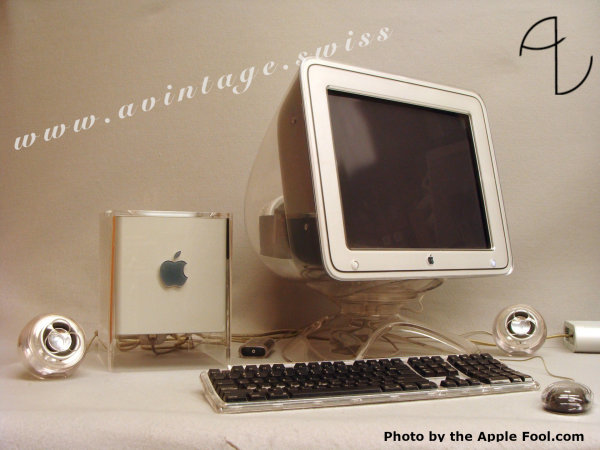 "Power Mac G4 ""Cube"""