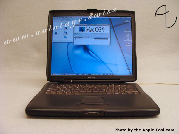 "PowerBook G3 ""Pismo"""