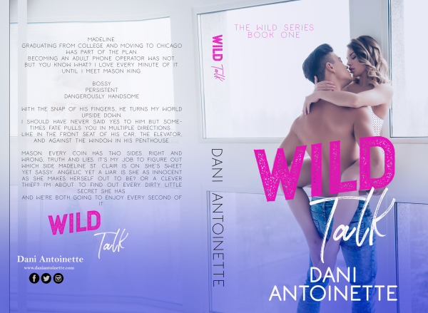 Wild Talk Has A New Cover