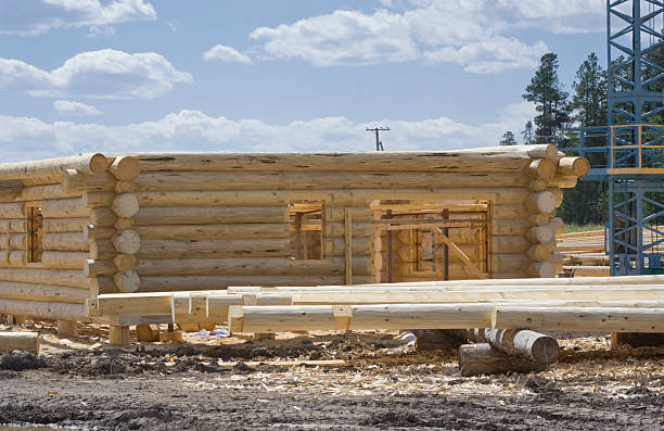 What are the Main Advantages of Log Home Construction?