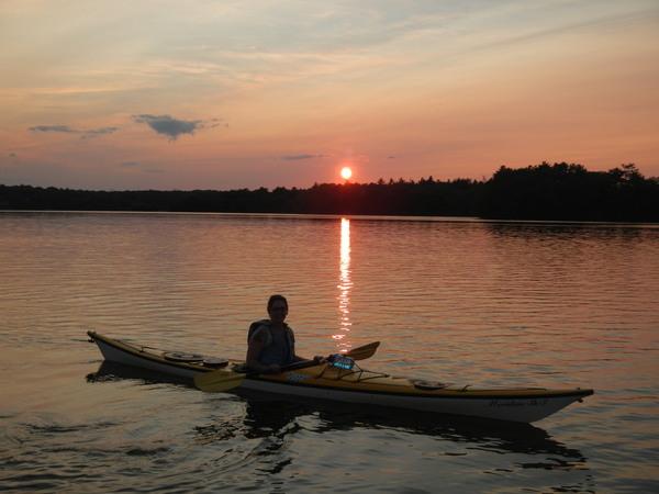 Sunset Kayak Tour
