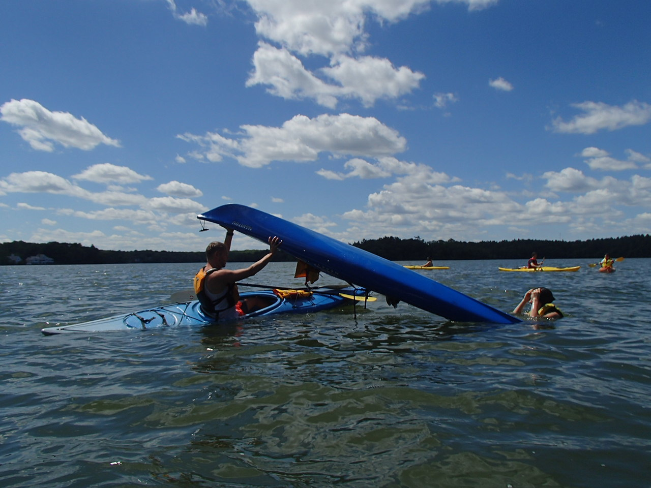 Kayak Rescue & Recovery