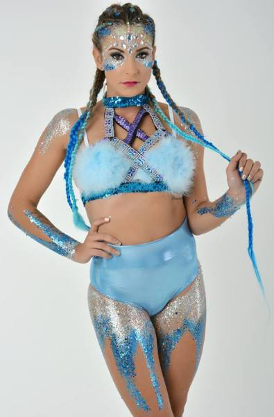 Clues Blues Harness