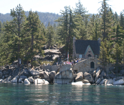 Historical Places-Lake Tahoe
