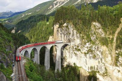 TRAVEL-Train Journeys of the World
