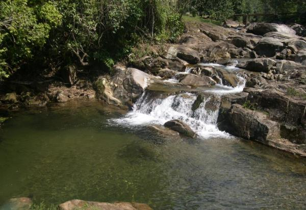 Cachoeira Roncador