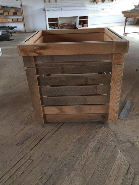 Wood vegetable/ Fruit Crate $60