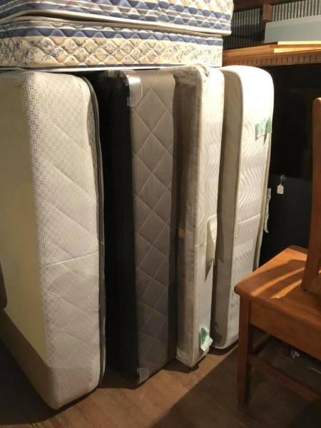 Mattress and Box Spring (2 sets) $125.00 each set