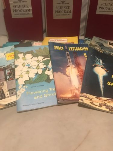Large Lot Of 22Science Service Science Program Nelson Doubleday Inc Books. $32.00