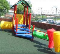Southeast Outdoors Playgrounds - Milledgeville - Georgia