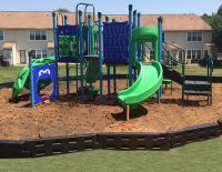 Southeast Outdoors Playgrounds - Amenities - Surfacing - Garrisonville - Virginia