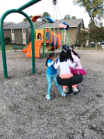 Southeast Outdoors Playgrounds - Tire Swing - Norcross - Georgia