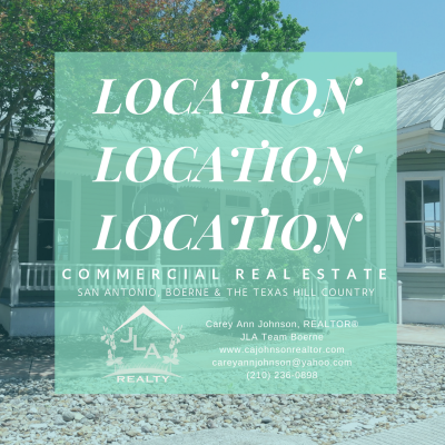 "JLA REALTY | TEAM BOERNE - Commercial Real Estate ""For Sale & For Lease"""
