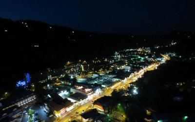 Gatlinburg Night