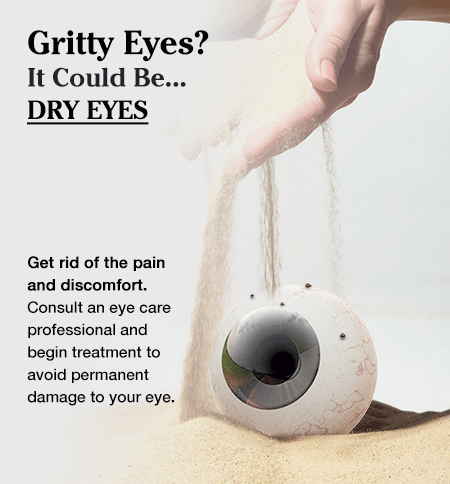 Tips For People With Dry Eyes