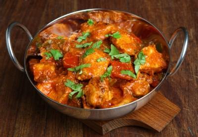 Balti Chicken Tikka Keema