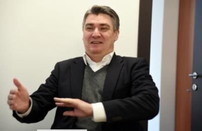 Zoran Milanović u Novom listu