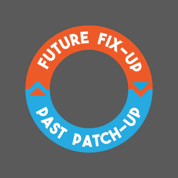 Future Fix-up, Past Patch-up Icon
