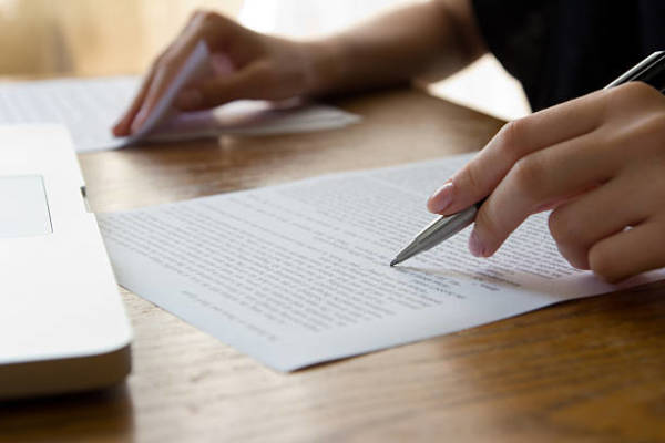 Important Points That You Should Note When You Are Choosing a Dissertation Editing Service