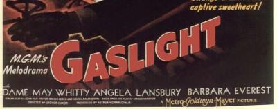 Filme Gaslight (À Meia Luz), 1944.